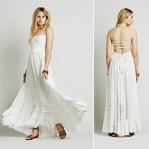 Free People Extratropical Maxi Dress
